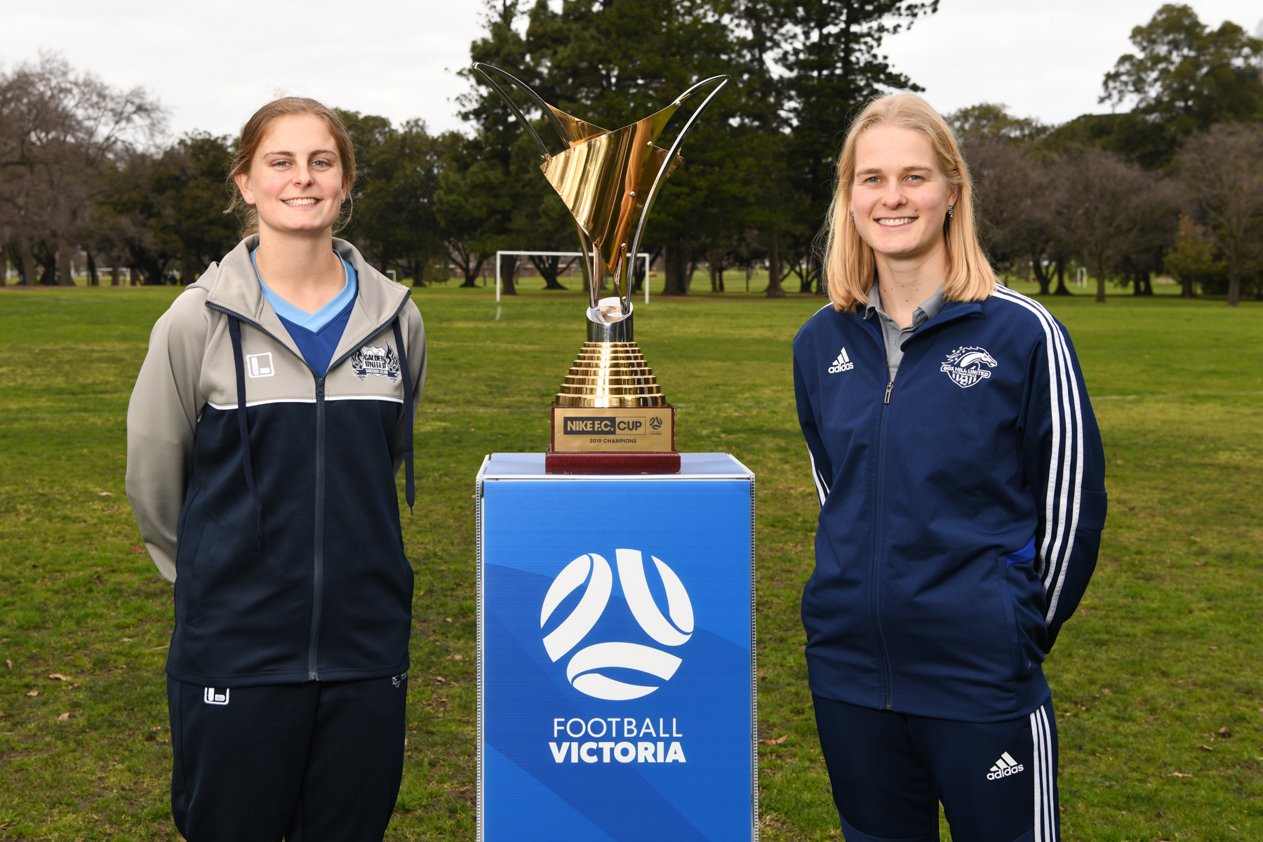 2019 Nike F C  Cup Final Preview | Football Victoria