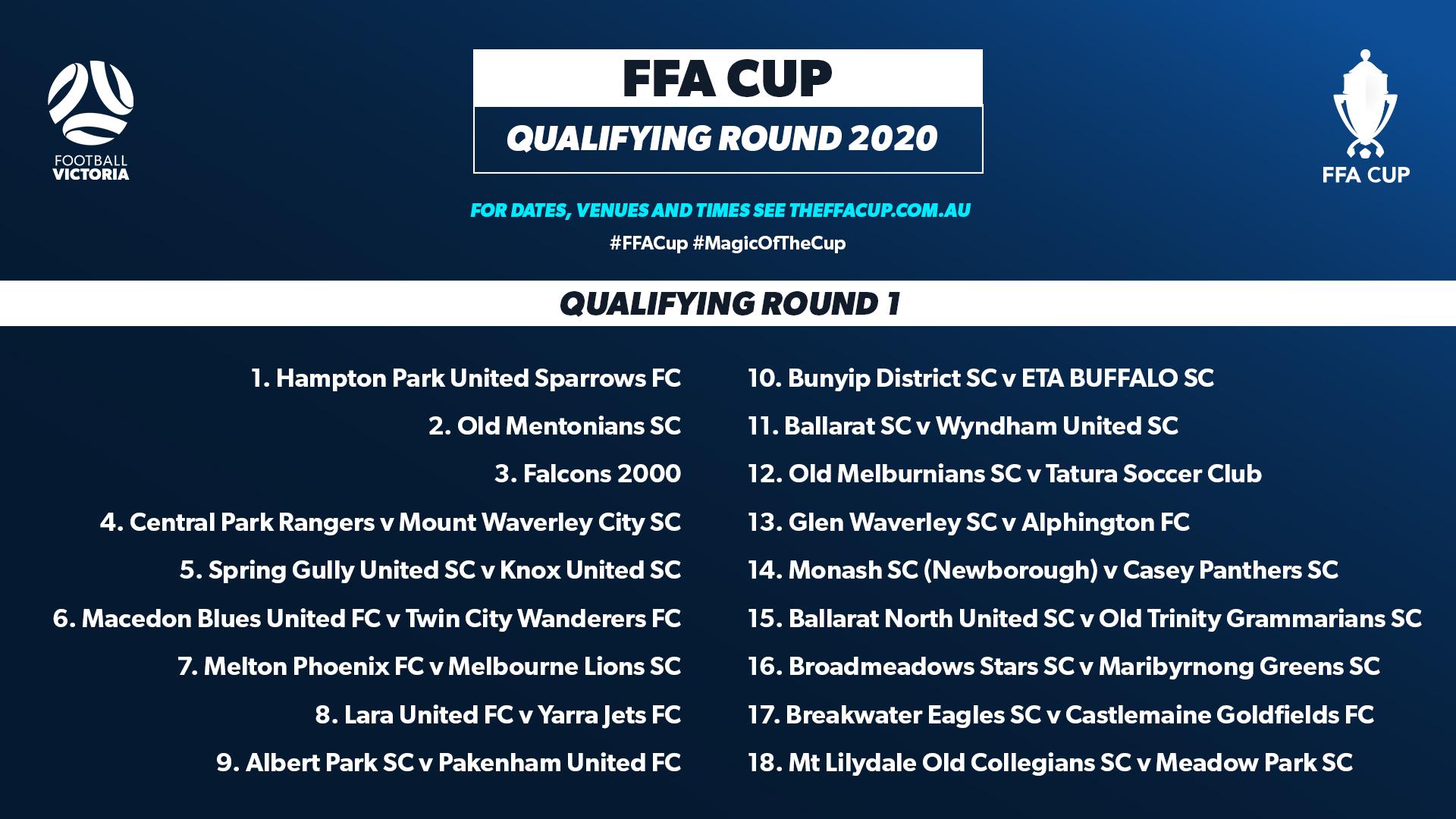 FFA Cup 1