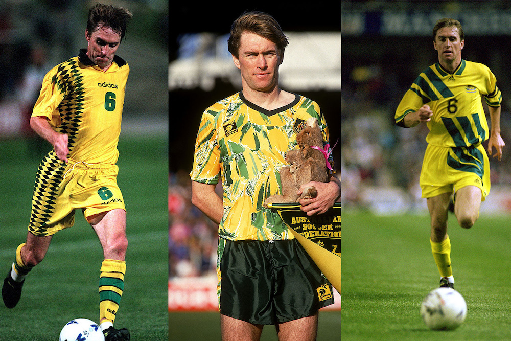 Captain Socceroo, Paul Wade