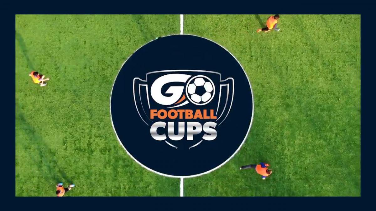 GO Football Cups
