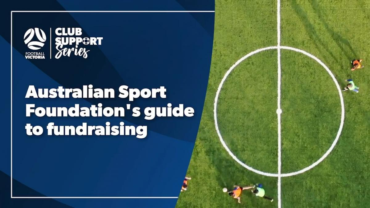 Club Support Series: Fundraising Guide