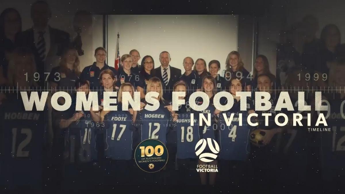 Celebrating 100 Years of Female Football in Australia