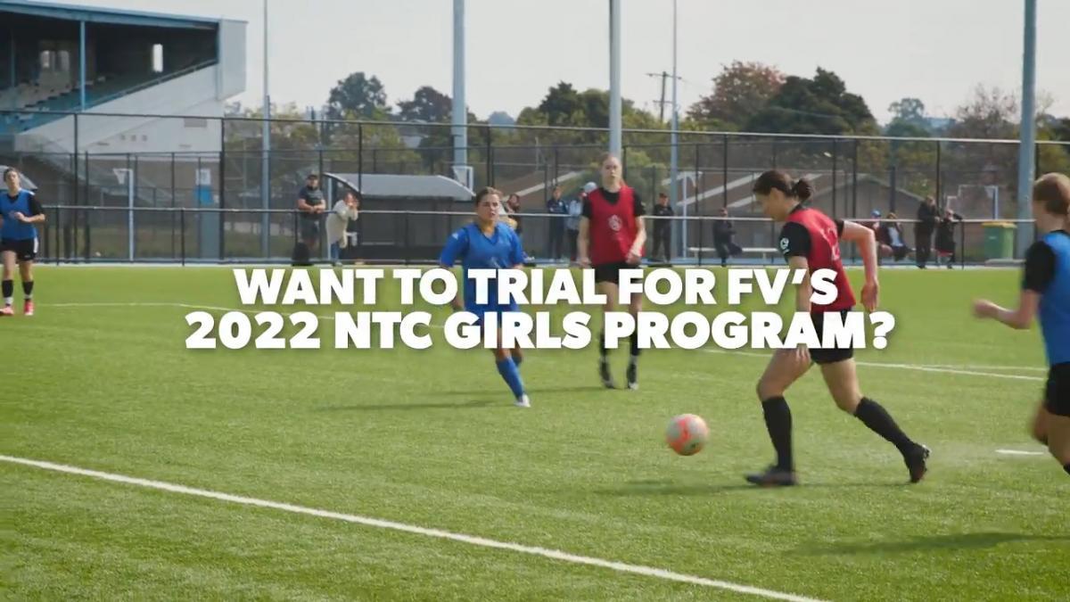 National Training Centre 2022 Trials