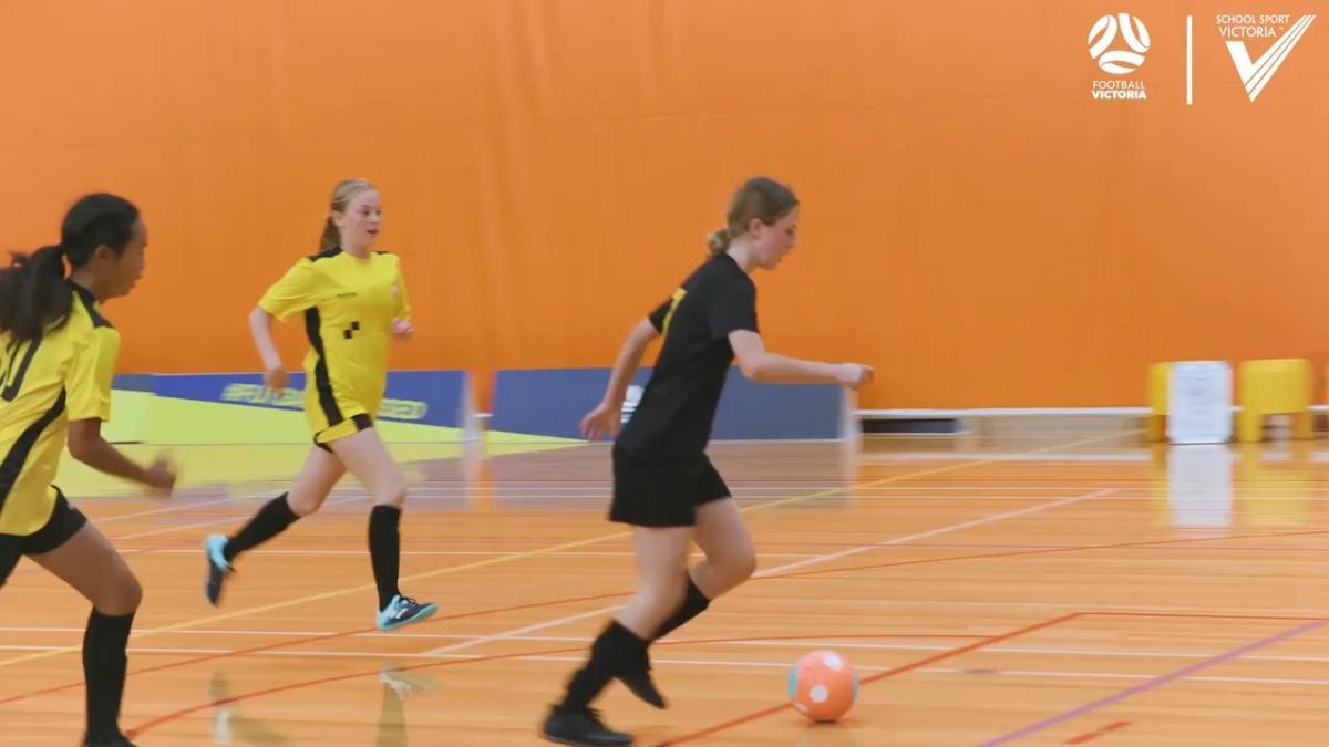 Football Victoria & School Sport Victoria: Futsal
