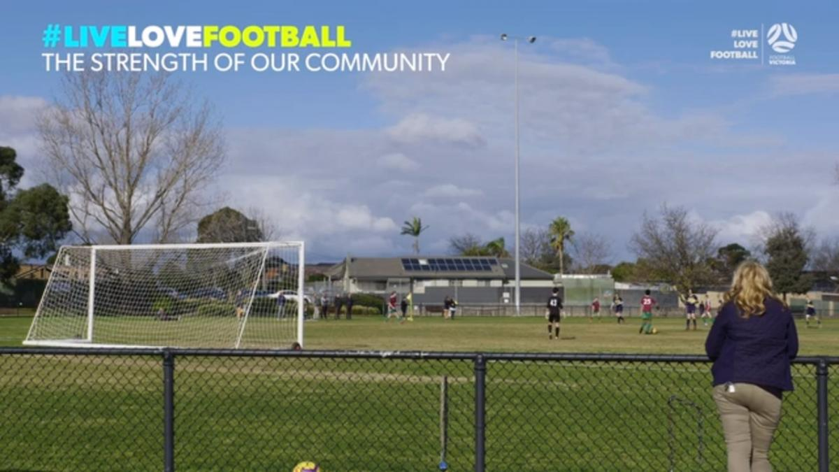 #LiveLoveFootball - Peninsula Strikers JFC