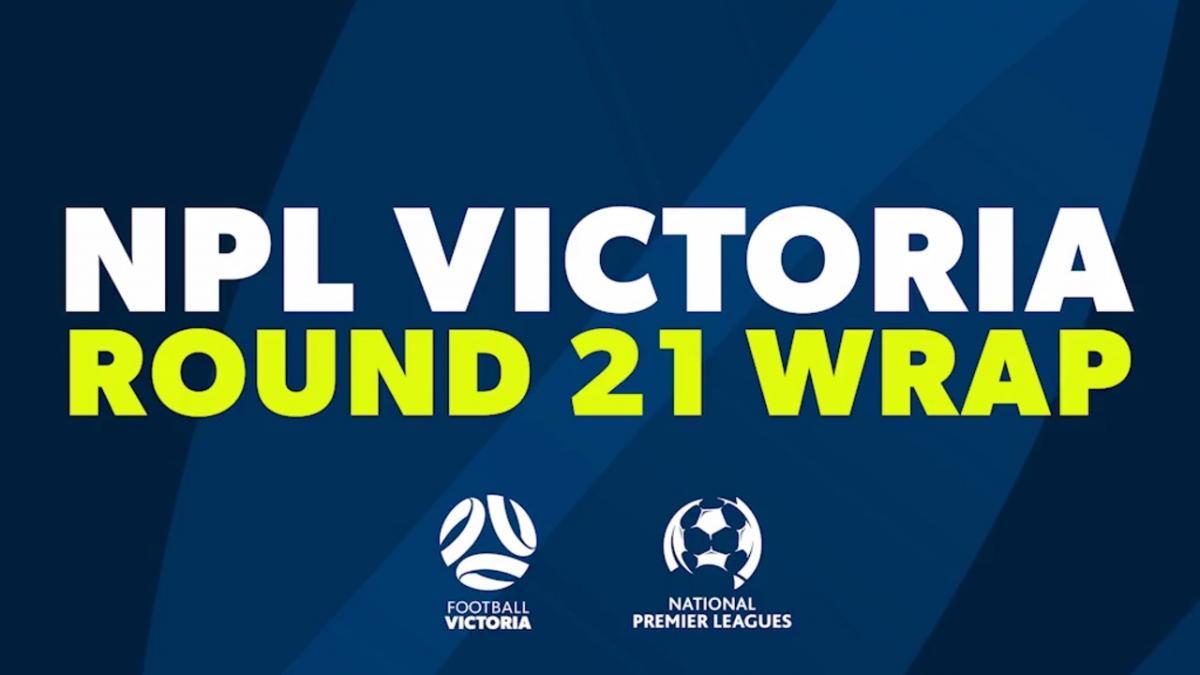 NPL Victoria Round 21