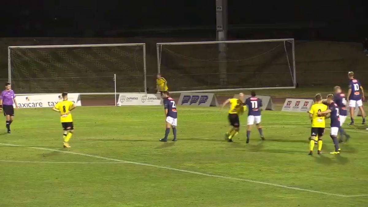 NPL Vic Rd 1 Heidelberg United v Pascoe Vale - goals