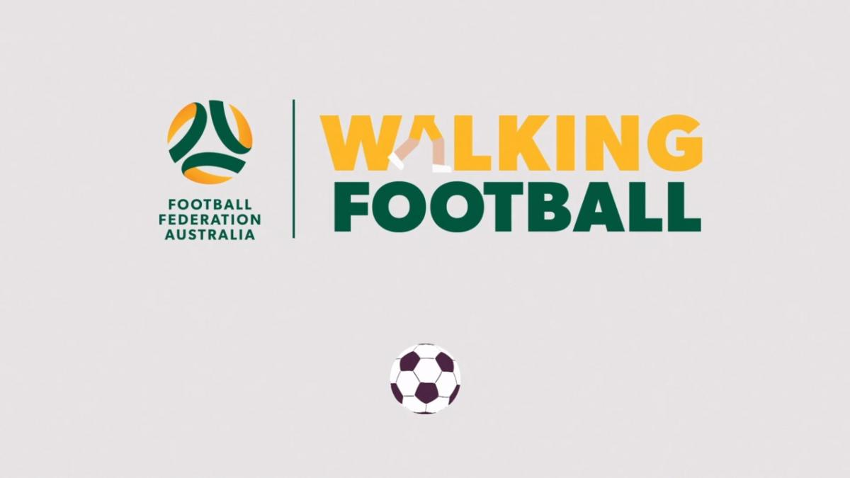 Football Federation Australia - Walking Football