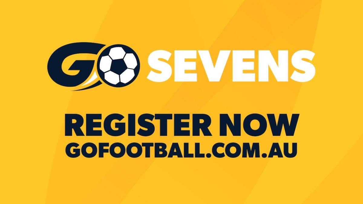 GO Sevens: Register your team at GoFootball.com.au!