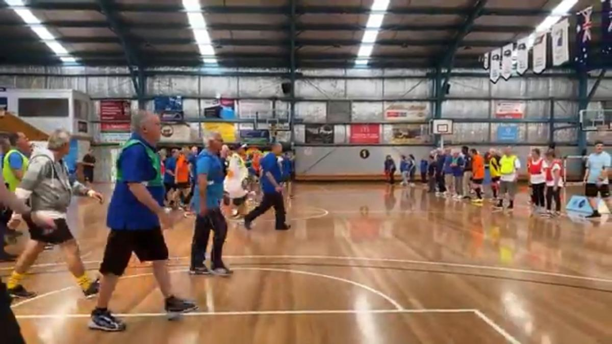 Whittlesea Walking Football World Cup 2019
