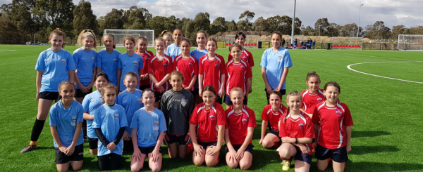 SAP Gala Day brings clubs together for a fun day of football
