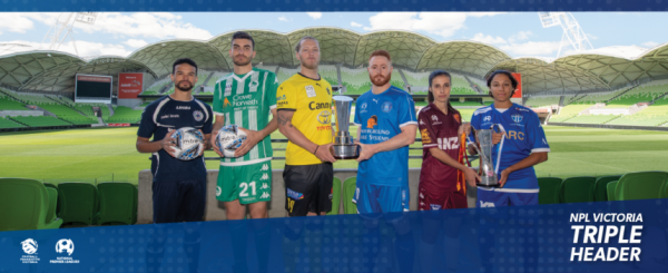 This is it! Victorian football heads to AAMI Park for a finals showcase Triple Header!