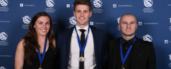 Victorian Football's Best Celebrated at Gold Medal Night