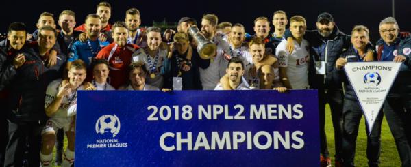 Dandenong City Wins NPL 2 Championship