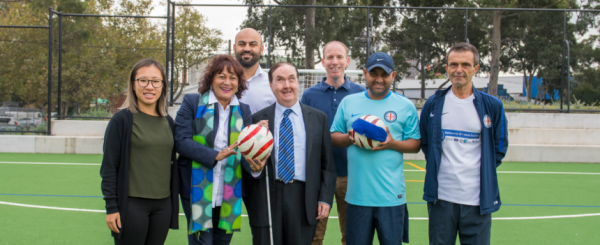 Football Federation Victoria and Blind Sports & Recreation Victoria Renew their Relationship