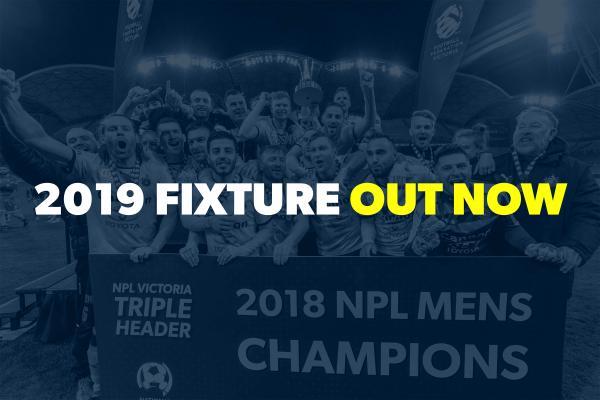 2019 NPL Victoria Fixture Goes Live