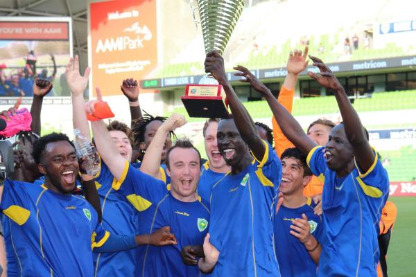 Australia Youth defeat Timor Leste in Melbourne U-Nite Cup final