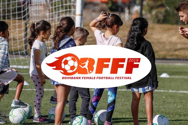 Be part of Brimbank Female Football Festival 2019