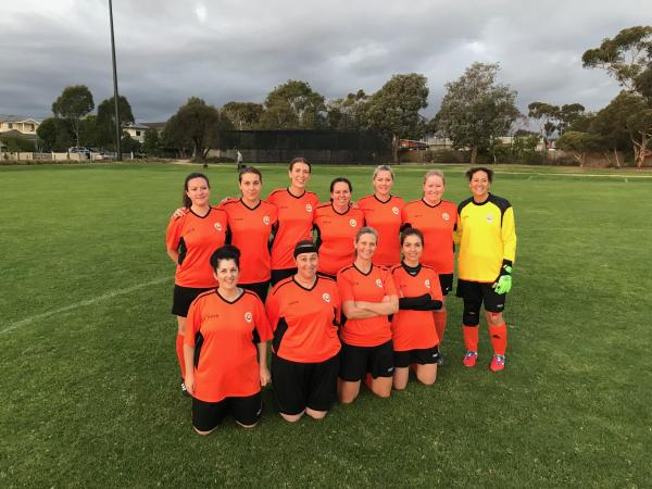 8d942a8f5 In 2018, the Aspendale Stingrays were approached by a couple of the club's  mums interested in trying some social soccer amongst themselves.