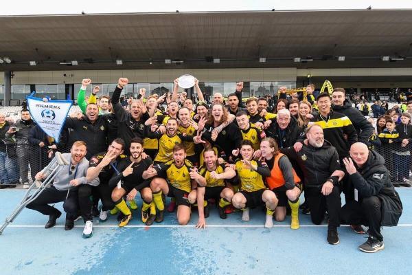Heidelberg Utd - Champions 2019
