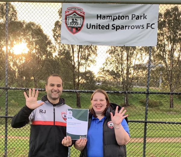 Hampton Park United