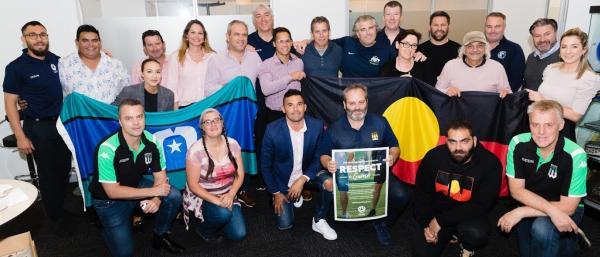 Indigenous Football Leaders Forum