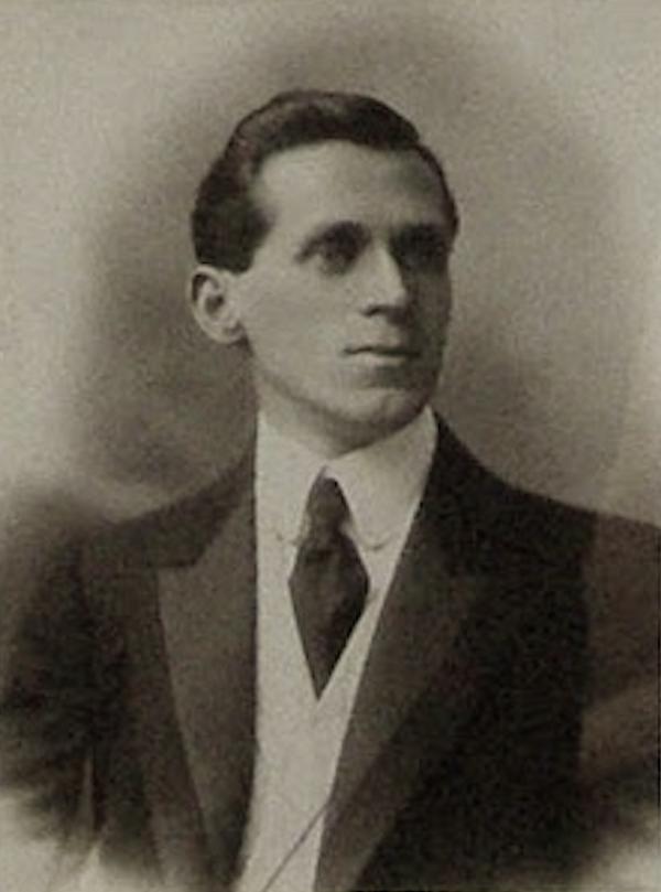 Harry Dockerty
