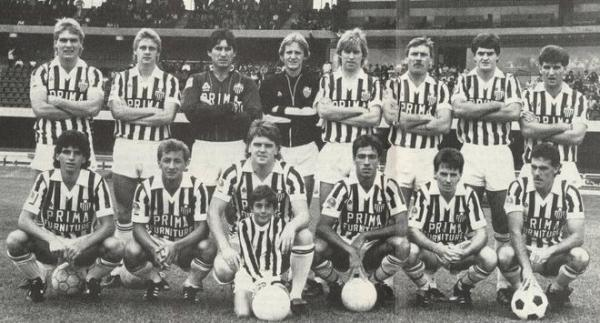 Paul Wade at Brunswick Juventus