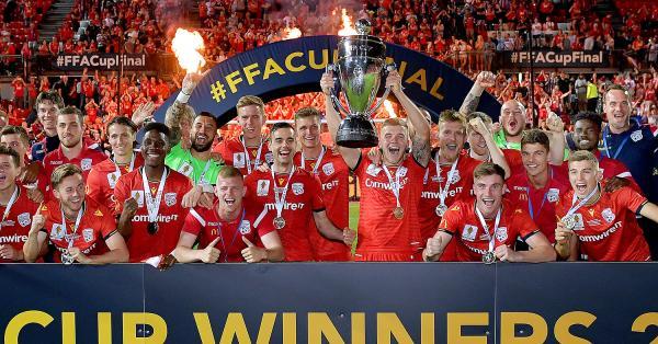 Adelaide United FFA Cup Final 2019