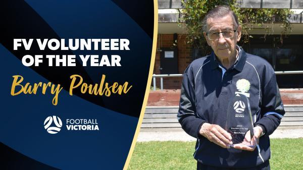 FV Volunteer of the Year 2020: Barry Poulsen
