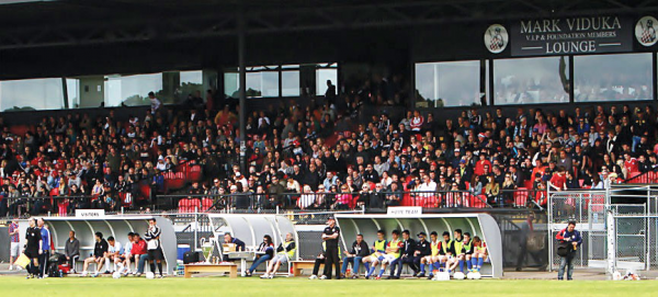 Melbourne Knights stadium
